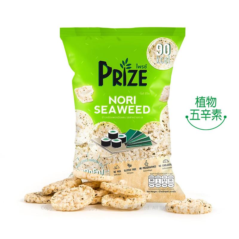 Prize 爆米片_海苔口味