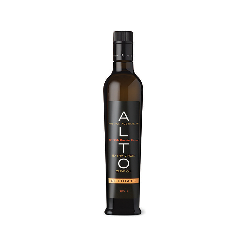 澳洲Alto特級初榨橄欖油(細緻風味Delicate)-250ml