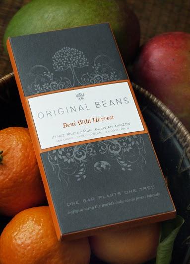 瑞士Original Beans 66%頂級黑巧克力片70g
