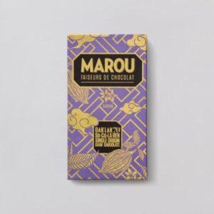 Marou 70%Dak Lak頂級黑巧克力片 80g