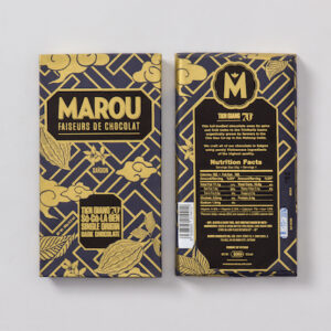 Marou 70%Tien Giang頂級黑巧克力片 80g