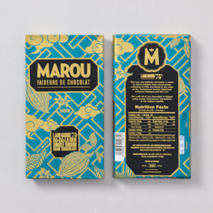 Marou 74%Lam Dong頂級黑巧克力片 80g