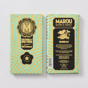 Marou 80%Tien Giang頂級黑巧克力片 80g