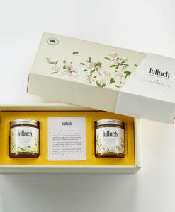 蜂蜜禮盒(兩入組)_經典白_800
